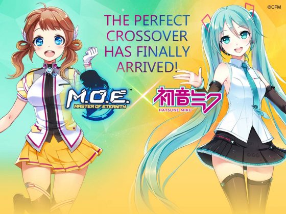Miku-collabo-3rd-main-banner--560x420 Virtual Idol Hatsune Miku Arrives in Master of Eternity Today!