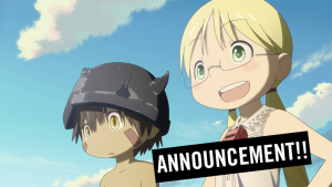 "HIDIVE Brings ""MADE IN ABYSS"" to the US and Canada"