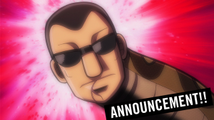 "HIDIVE Onboards ""MR. TONEGAWA Middle Management Blues"" for its Summer Lineup and Adds DUBCASTT Edition to the Agenda"