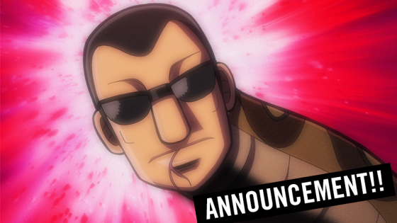 "News-Tonegawa-DUBCAST-Announcement-560x315 HIDIVE Onboards ""MR. TONEGAWA Middle Management Blues"" for its Summer Lineup and Adds DUBCASTT Edition to the Agenda"