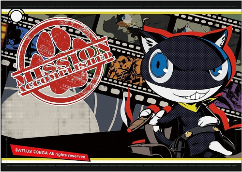 Persona-5-Wallpaper-500x500 [Honey's Crush Wednesday] 5 Morgana Highlights from Persona 5 the Animation