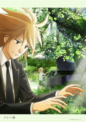 Piano-no-Mori-300x424 Piano no Mori Gets 2nd Season Changes Studio & Director. Air Date, New Key Visual, & ED Revealed!