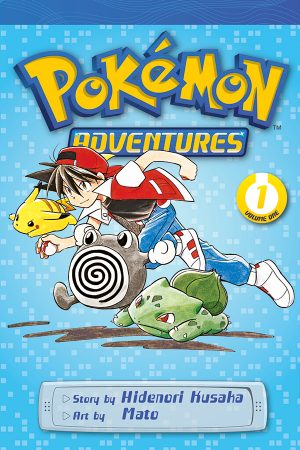 VIZ Media Launches Comprehensive POKÉMON Digital Manga Catalog