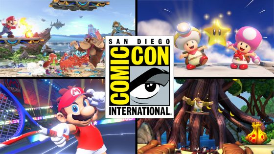 SDCCNintendo_01-560x315 Nintendo Brings Super Smash Bros. Ultimate to Fans at San Diego Comic-Con