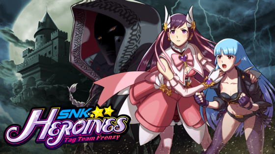 SNK-Heroines-Story-Logo-560x315 SNK HEROINES Introduces Story & Gameplay Trailer!