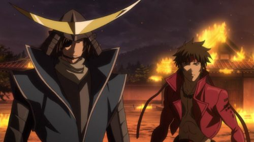 Sengoku-Basara-dvd-300x425 6 Anime Like Sengoku Basara [Recommendations]
