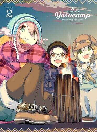 Yuru-Camp-Wallpaper Top 10 Weirdest/Coolest School Clubs in Anime [Update]