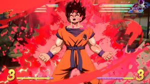¡Dragon Ball FighterZ tendrá a Goku y Vegeta en versión clásica!
