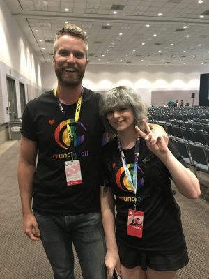 [Anime Expo 2018] LGBTQ+ In Anime Panel Presented by Crunchyroll