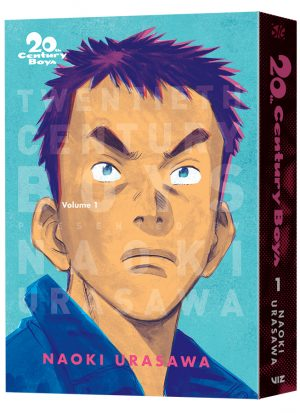 VIZ Media Revisits 20TH CENTURY BOYS Manga In New Omnibus Perfect Edition