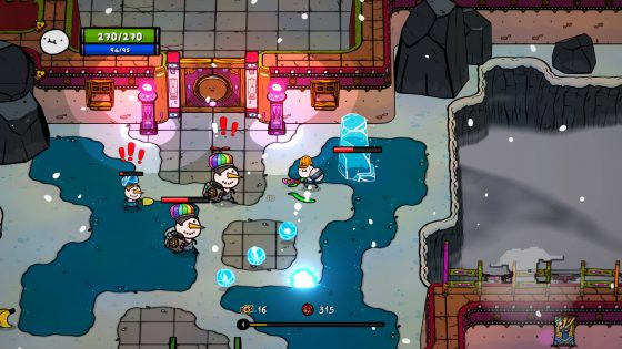 logo-560x560 Super Cane Magic ZERO sale del Early Access y llega a PC, PS4 y Nintendo Switch a finales de 2018