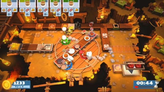 1-Overcooked-2-Concert-560x315 Overcooked! 2 - Nintendo Switch Review