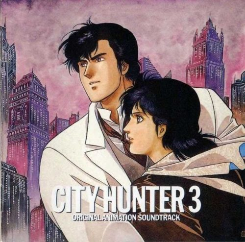 Anime Rewind City Hunter