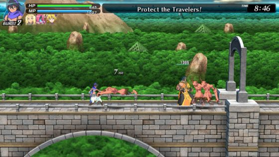 Code-of-Princess-EX-Logo-500x281 Code of Princess EX - Nintendo Switch Review
