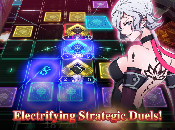 Cybercell-Flux-1-560x420 Turn-based SRPG Cybercell: Flux is Available September 20th for iOS and Android!