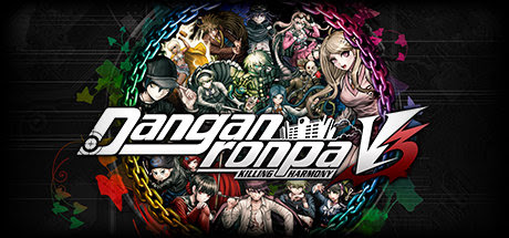 Danganonronpa-logo ¡Spike Chunsoft está de ofertas en Steam!