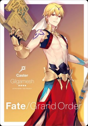 Fate/Grand Order Servant Class Roster: Caster
