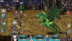 Fernz Gate, The Latest Fantasy RPG from KEMCO, Makes its Way to PlayStation Platforms!