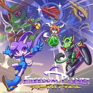 Freedom Planet - Nintendo Switch Review