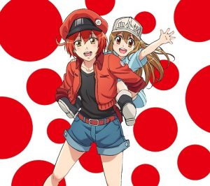 Hataraku-Saibou-Cells-at-Work-Wallpaper-5 Top 10 Cutest Characters in Hataraku Saibou (Cells at Work)