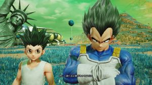 Gon and Hisoka from Hunter x Hunter Officially Make their Way into JUMP FORCE!