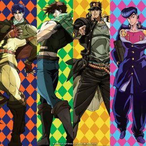 VIZ Media To Livestream JOJO'S BIZARRE ADVENTURE On Twitch TV!