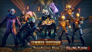 Killing Floor 2: Treacherous Skies - PC Review