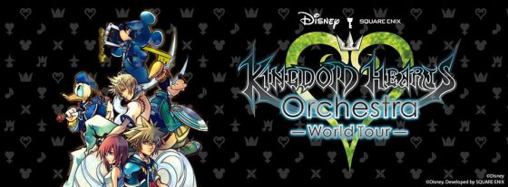 Kingdom-Hearts-Orchestra-560x207 KINGDOM HEARTS Orchestra-Summer Tour 2018 now Underway!