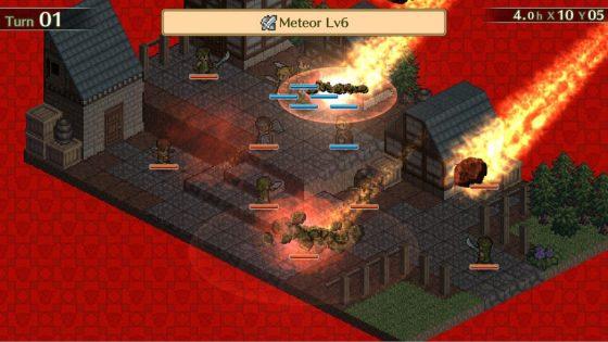 Mercenaries-Saga-Chronicles-logo-560x280 ¡Mercenaries Saga Chronicles tendrá versión física en Nintendo Switch!