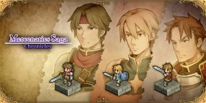 Mercenaries Saga Chronicles Physical Version Release Date Announced!