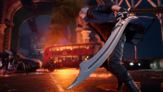 Nero-DMC5-bluerose-560x315 The Legendary Devil May Cry Series Arrives March 8, 2019!