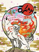 Okami-logo Ōkami HD launches today for Nintendo Switch!