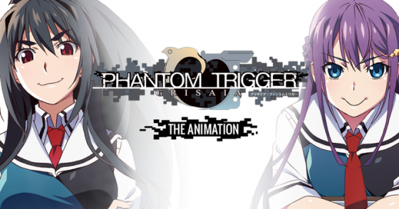 "Phantom-Trigger-Grisaia-Logo-560x294 Visual Novel Developer Frontwing Announces Anime Adaptation of ""Grisaia: Phantom Trigger""! + Official PV Revealed!"
