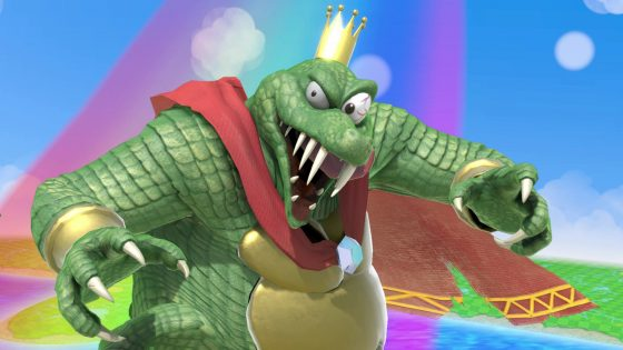 Switch_SuperSmashBrosUltimate_logo_01-560x301 Simon Belmont and King K. Rool Join the Fight in Super Smash Bros. Ultimate!