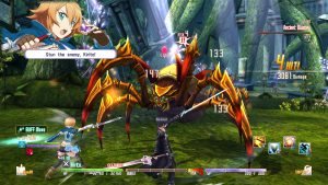 Sword Art Online Re: Hollow Fragment Available Now for Steam!