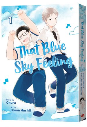VIZ Media lanza That Blue Sky Feeling, el exitoso manga LGBT