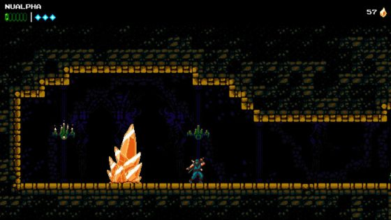 The-Messenger-Logo-500x281 The Messenger - PC/Steam Review