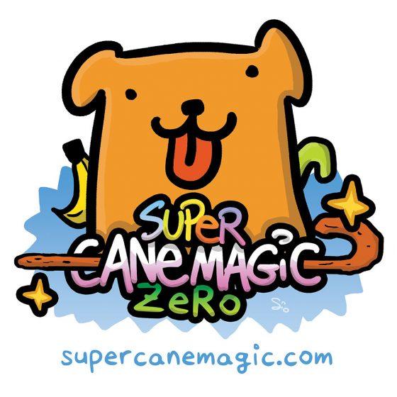 logo-560x560 Super Cane Magic Zero,  Nintendo Switch Version Scheduled to Release End of 2018!