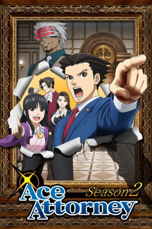Phoenix Wright: Ace Attorney 2nd Season Announces Yamapi to Perform OP! New Key Visual Now Out!