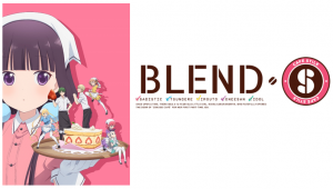 Aniplex of America Announces BLEND-S Complete Blu-ray Set