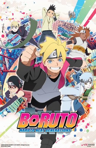 Boruto-Anime-KeyArt-324x500 VIZ Media Details Activities & Guests For CHICAGO COMIC & ENTERTAINMENT EXPO
