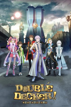DOUBLE-DECKER-DOUG-KIRILL-300x450 6 Anime Like Double Decker! Doug & Kirill [Recommendations]