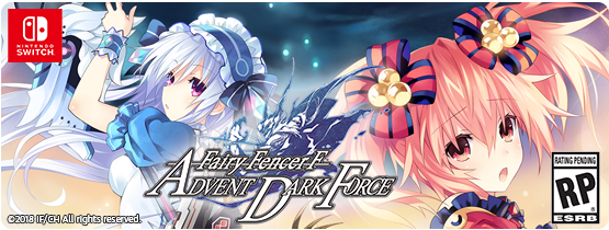 Fairy-Fencer-F-Advent-Dark-Force Fairy Fencer F: Advent Dark Force Arrives Digitally On The Nintendo Switch eShop This Fall!