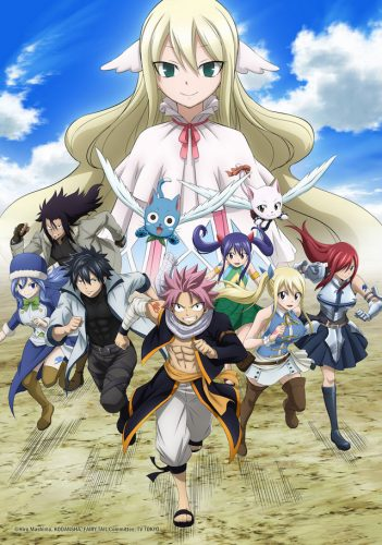 Fairy-Tail-crunchyroll--351x500 Crunchyroll Sets up for Fall with its New Lineup of Shows!