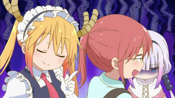 honey-thinking [10,000 Global Anime Fan Poll Results]] What anime do you like to relax to?