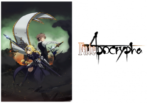 Aniplex of America Announces Release of Fate/Apocrypha on Blu-ray