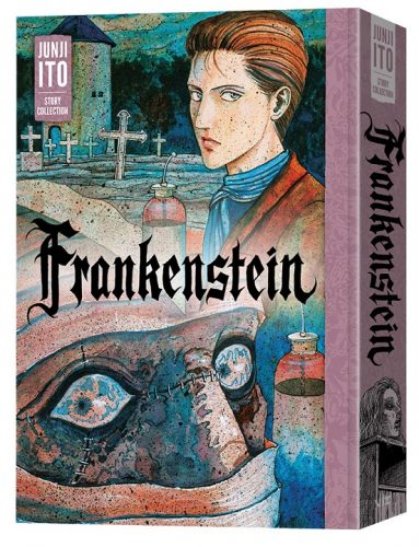 Frankenstein-JunjiItoStoryCollection-3D-383x500 VIZ Media Announces TWO Manga Samplers For Halloween ComicFest 2018
