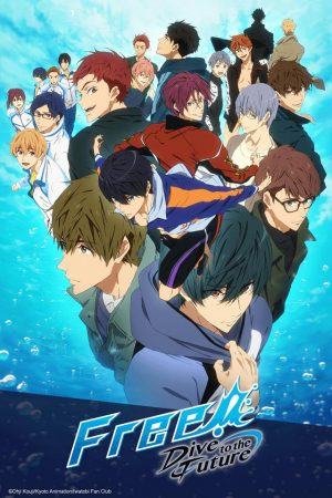 Free-Iwatobi-Swim-Club-capture-Wallpaper Top 10 Ecchi Anime for Girls [Best Recommendations]