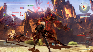 GOD EATER 3 Now Available on Nintendo Switch!