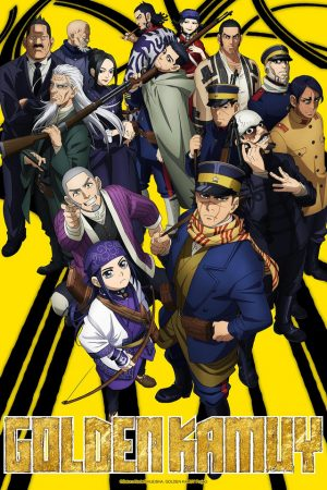 Golden Kamuy 3rd Season Officially Announced!